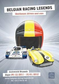 Belgian Race Legends Exhibition