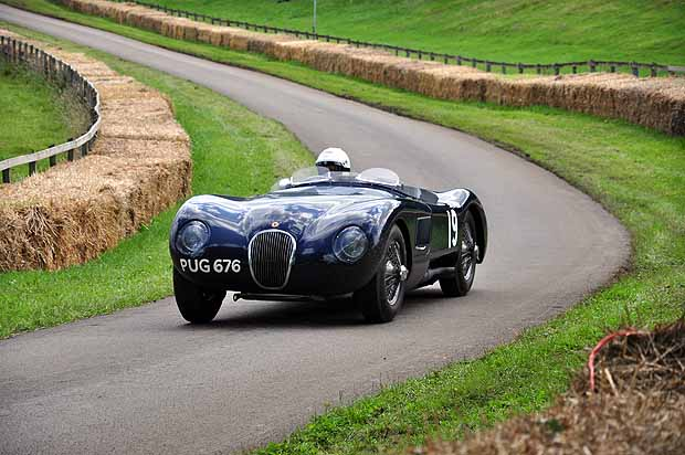 Ben Cussons 1952 Jaguar C Type