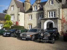 Bentley Drivers Club meeting