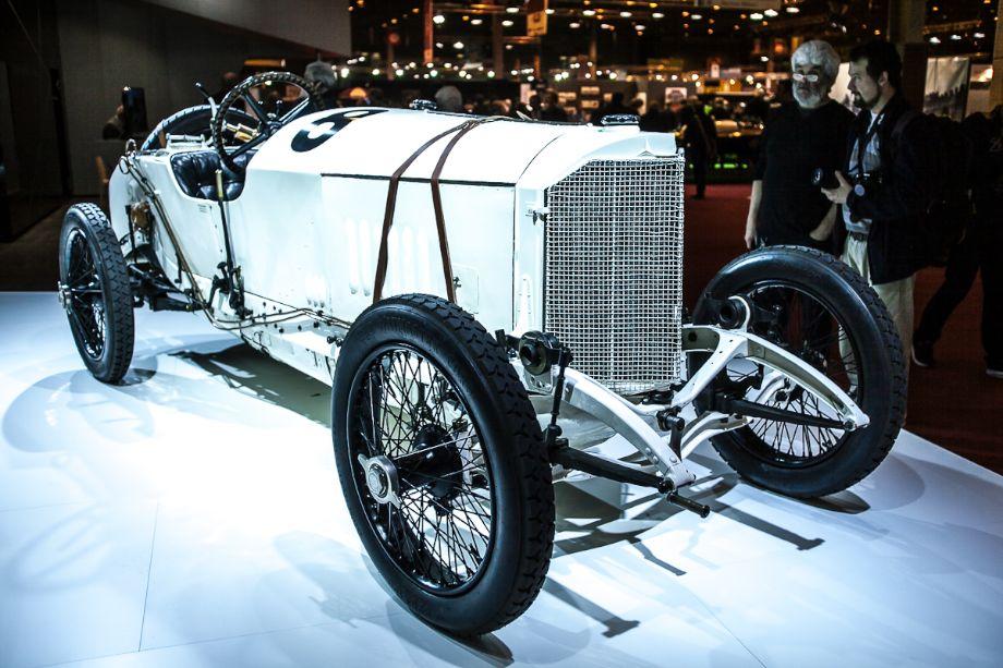 Benz White Knight