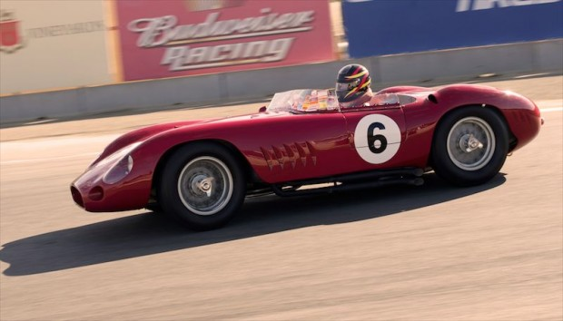 Maserati 300S, Jon Shirley, Laguna Seca