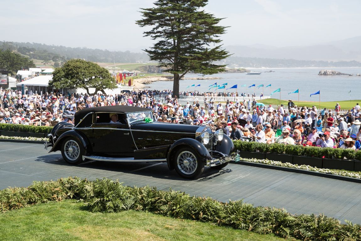Best of Show - Isotta Fraschini Tipo 8A F. Ramseier & Cie Worblaufen Cabriolet, Jim Patterson