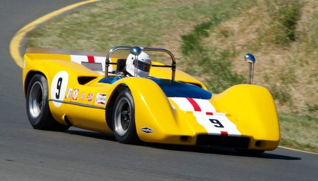 Jo Bonnier 1968 McLaren M6B