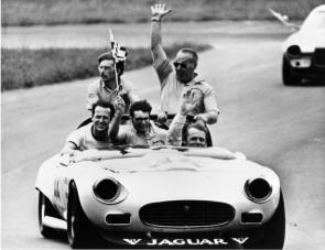 Bob Tullius Group 44 Jaguar E-Type