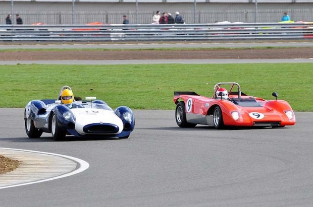 Bobby Rahal - Lola T212 and 1963 Cooper T61M