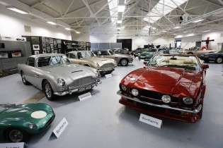 Bonhams Aston Martin 2015 sale