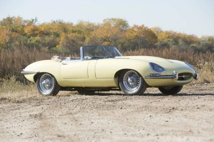 1963 Jaguar XKE SI Roadster