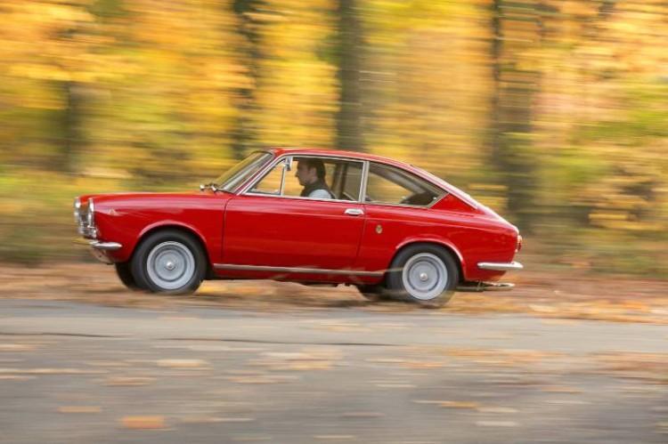 1967 Fiat-Abarth 1000 OTR Coupe