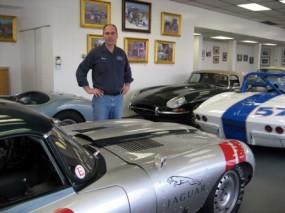 Brian Donovan - Donovan Motorcar Services, Jaguar Specialists