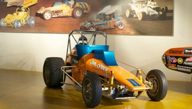 Bruce Canepa's first sprint race car