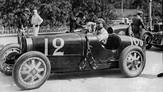 Bugatti racer William Grover-Williams