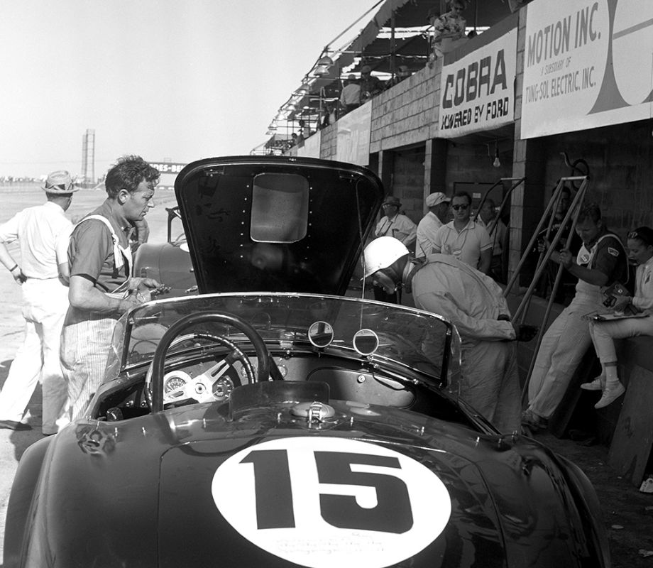 Phil Hill, 1963 Sebring 12 Hours