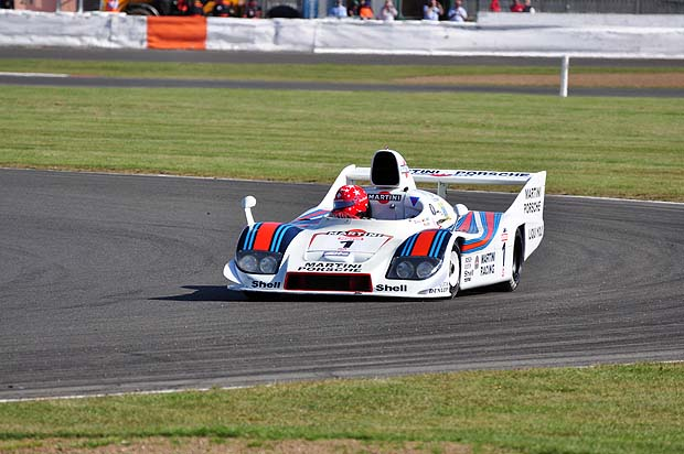 CER Class Champion Jean Marc Luco Martini Porsche 936. Photo: Simon Wright