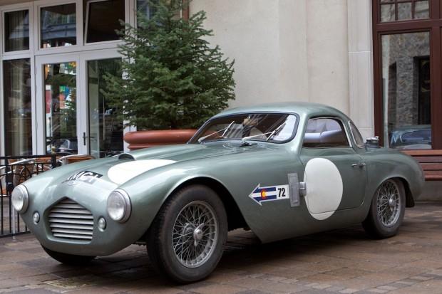1955 Frazer Nash Le Mans Coupe - Richard Procter and Ron Hetherington