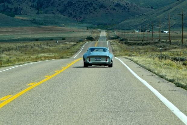 1962 Ferrari 250 GTO serial number 3909GT