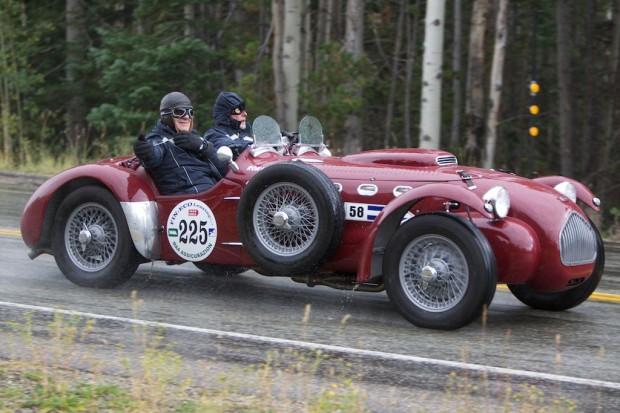 1953 Allard J2X - Stan Bauer and Ron Hein
