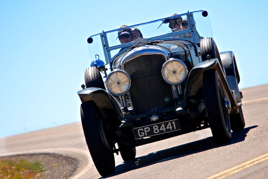 1931 Bentley 8-Litre