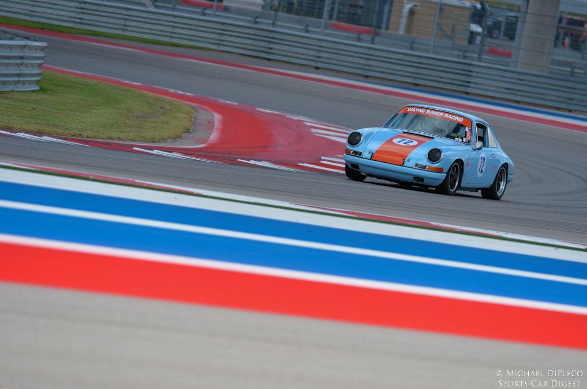 1967 Porsche 911S.