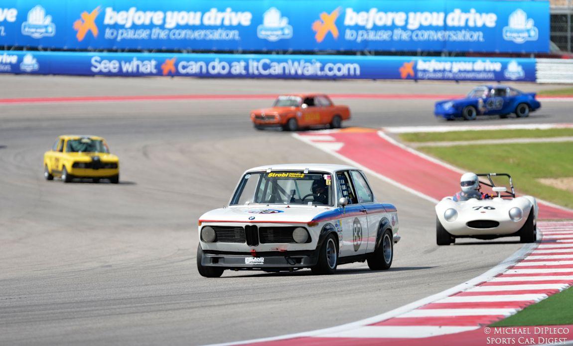 1972 BMW 2002. #76- '67 Ginetta G4.