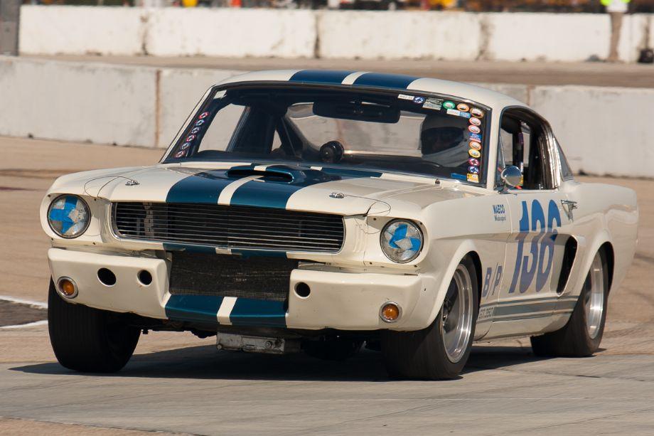 Jim Francies' 1966 Shelby GT350.