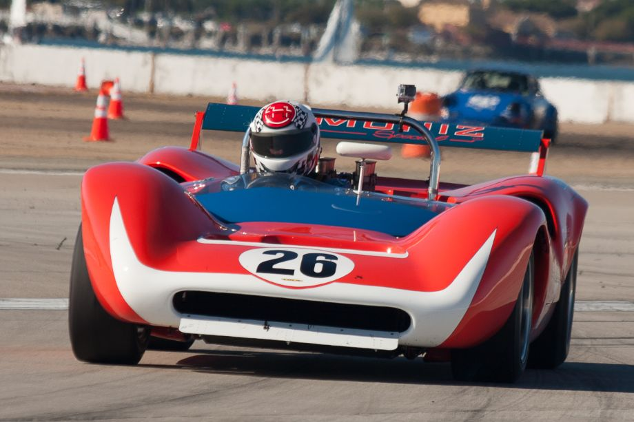 Steve Hilton's 1968 Lola T70 Mk3.