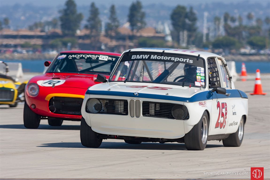 1969 BMW 2002 B/S - Tom Brecht