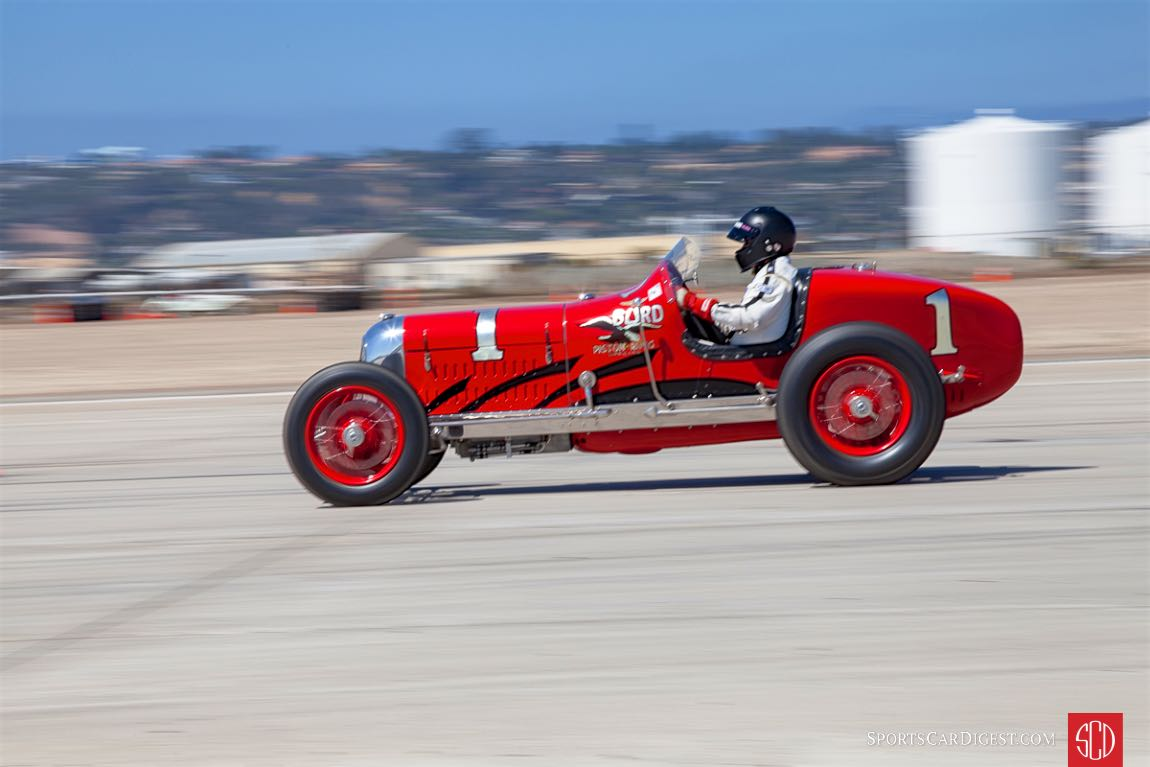1934 Miller Burd Indy Car - Tom Malloy