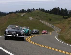 Martin Swig tribute Alfa Romeos