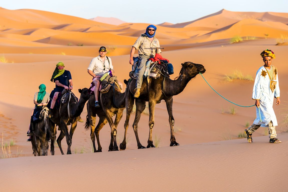 Sahara Challenge Rally 2015