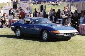 Cannonball Run-winning 1971 Ferrari Daytona Coupe