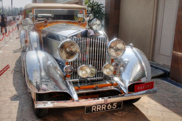 Star of India 1934 Rolls-Royce Phantom II All Weather Cabriolet bodied by Thrupp and Maberly