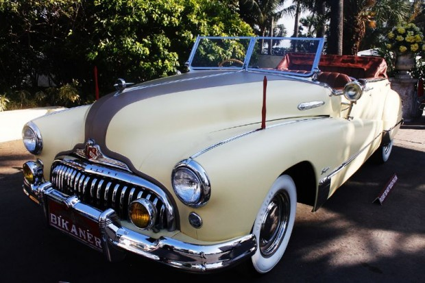1947 Buick Super Hunting Vehicle