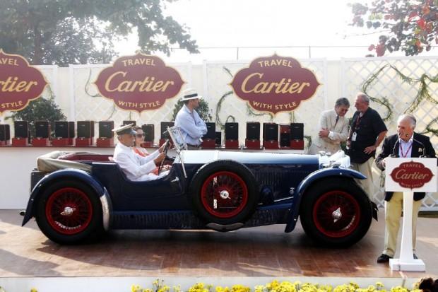 1932 Invicta S Type