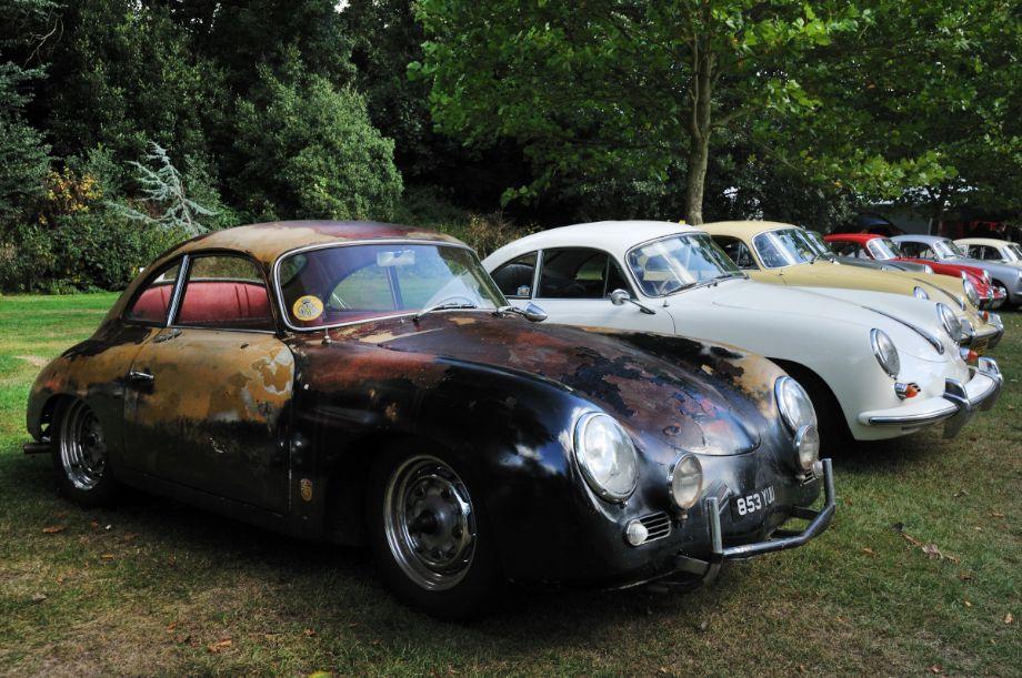 Crusty Porsche 356