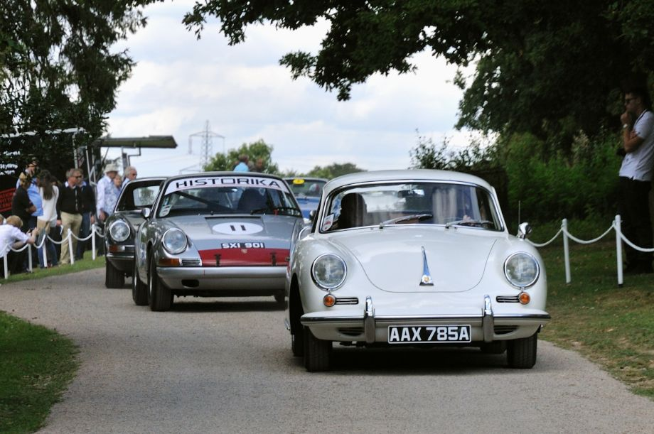 Classics at the Castle Parade