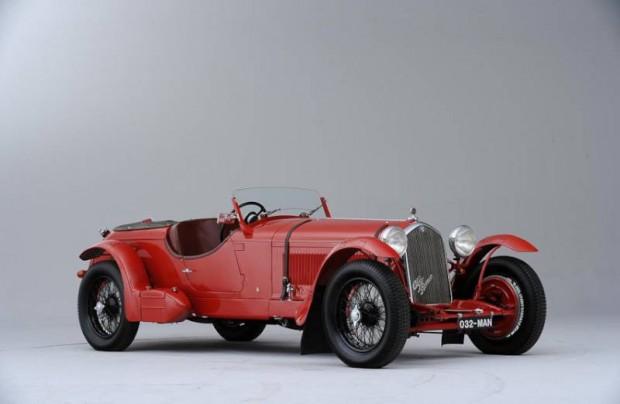 1932 Alfa Romeo 8C 2300 Lungo Spider