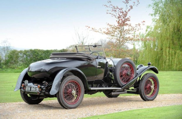 1925 Bentley 3-Liter Speed Model Sports Two-Seater
