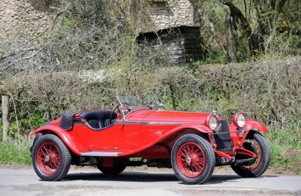1929 Alfa Romeo 6C 1750 SS Spider