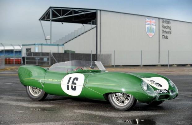 1956 Lotus Eleven Le Mans Sports Racer