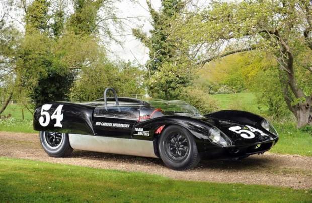 1962 Lotus-Buick V8 Type 19 'Monte Carlo' Sports Racer