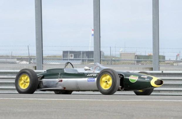 1963 Lotus-Ford Type 27 Formula Jr