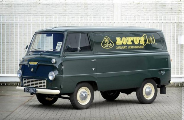 1961 Ford Thames Replica Lotus Cars Ltd. Van