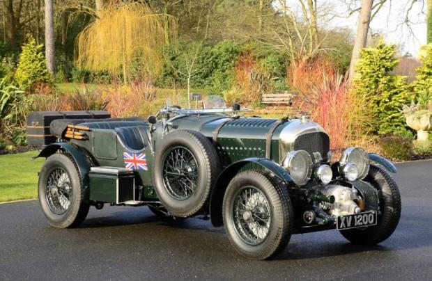 1928 Bentley 4.5 Litre Supercharged Tourer