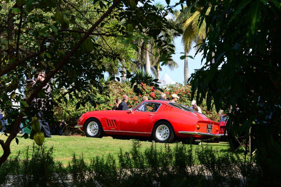1966 Ferrari 275 GTB/6C Serial number 09085