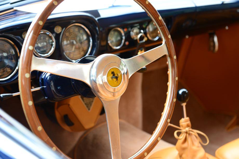 1955 Ferrari 250 Europa GT Pinin Farina Coupe Serial 0405 GT