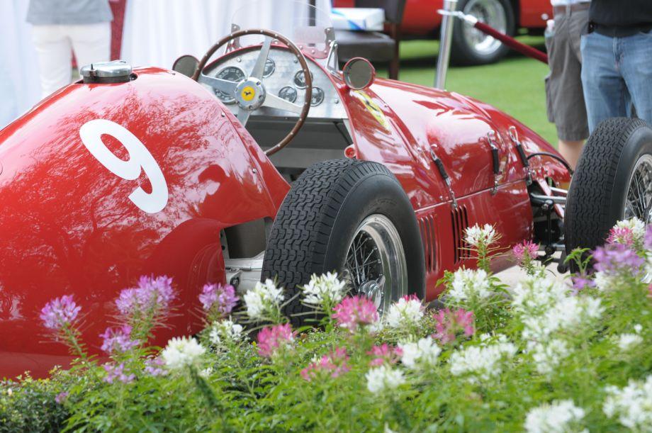 1952 Ferrari Type 625/500 F2 Serial 0210