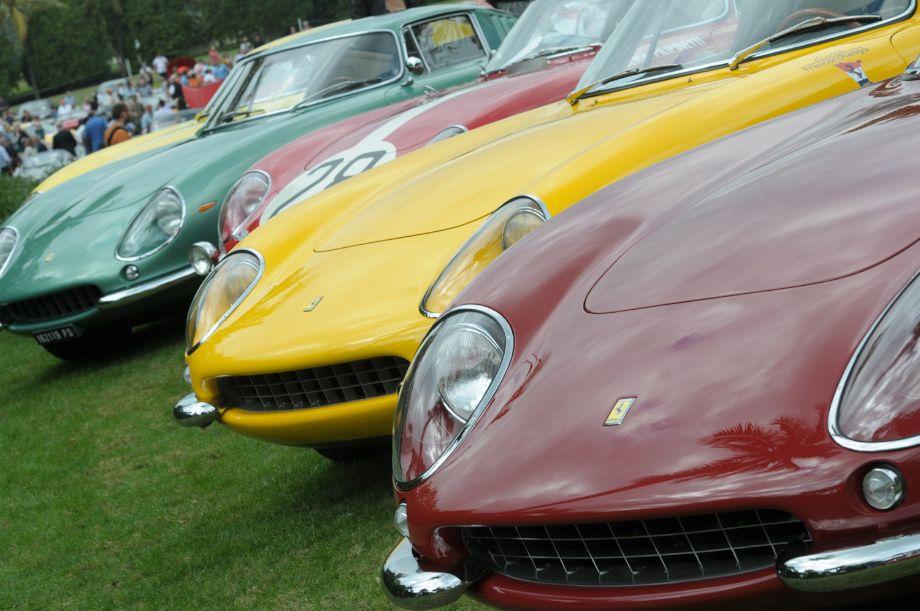 Ferrari 275 Class