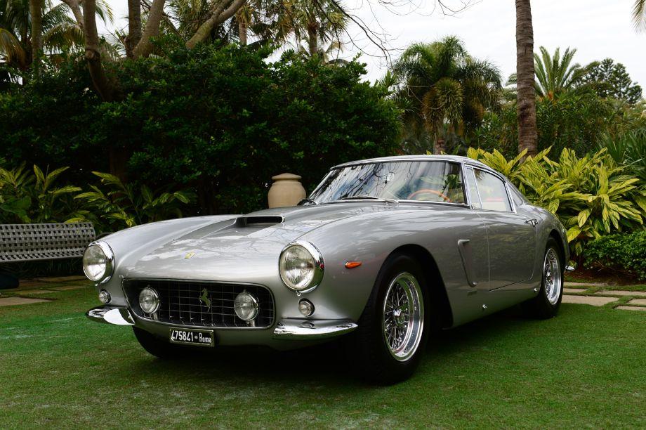1962 Ferrari 250 GT SWB Berlinetta 3963 GT