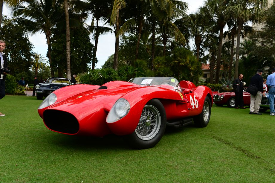 1958 Ferrari 250 Testa Rossa 0756 TR