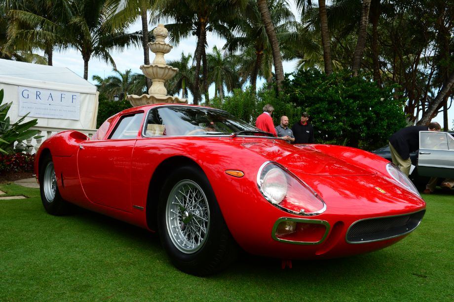 1964 Ferrari 250 LM Serial 6045